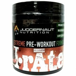 Juggernaut Nutrition Irate In Stock
