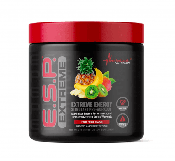 E.S.P. Extreme - Fruit Punch Flavor Metabolic Nutrition
