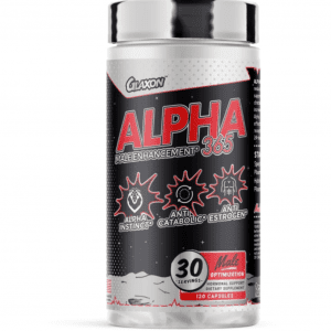 Alpha 365 Male Enhancement by Glaxon Tes Booster