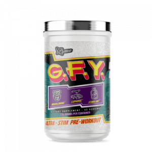 Glaxon G.F.Y. Pre-Workout - Muscle Factory SC