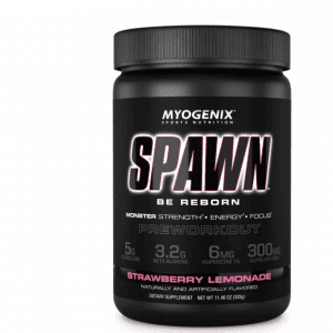 Pre Workout Blend Myogenix Spawn
