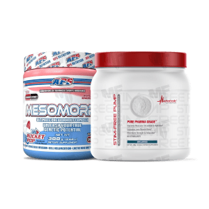 Mesomorph and Stim-Free In Stock