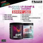 BAMF & PWND Aggro In Page