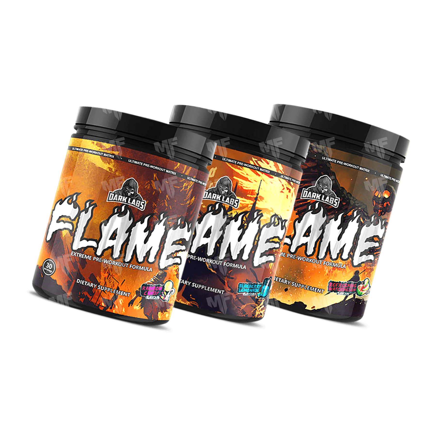 Flame Pre-Workout by Dark Labs